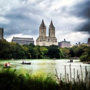 Central Park Stroll