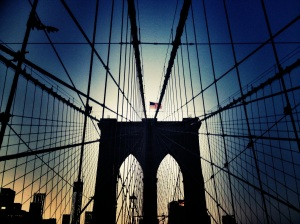 Road to Brooklyn
